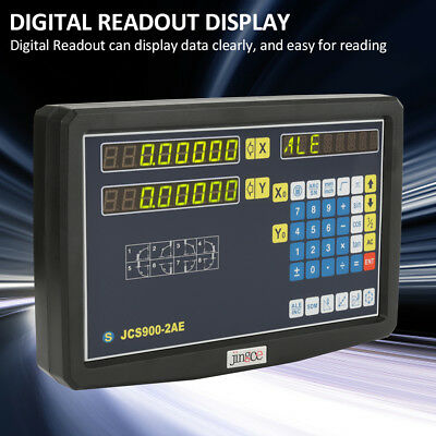 1 Axis Digital Readout Dro for Milling Lathe Machine with Procision Linear Scale