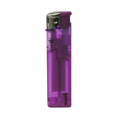 Poppell Lighters Electronic Single x 45 (2 Pack)
