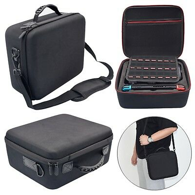 Shockproof Carry Storage Case Cover Bag Pouch For Nintendo Switch & Accessories