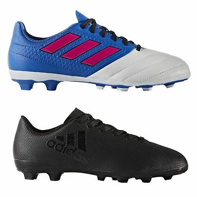 adidas Ace 17.4 FXG Juniors Football Boots~Soccer~RRP £29.99~UK Seller~SMALL FIT