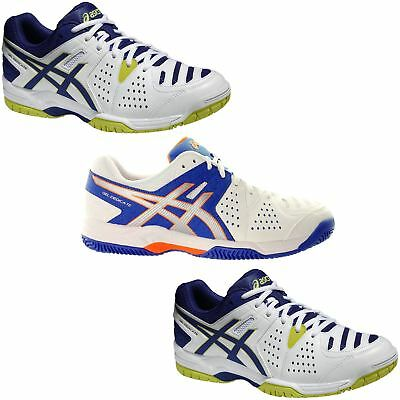 Asics Gel-Dedicate 4 Mens Tennis Trainers~RRP £49.99~UK Seller