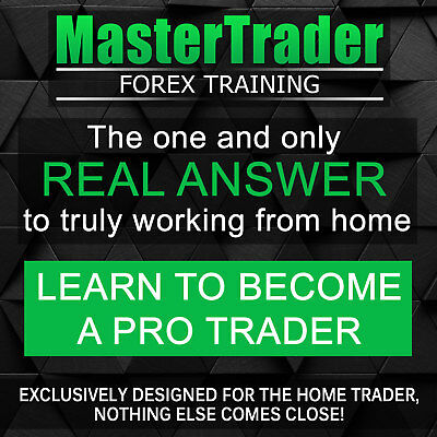 Master Trader Forex Training - The one and only REAL ANSWER to working from home