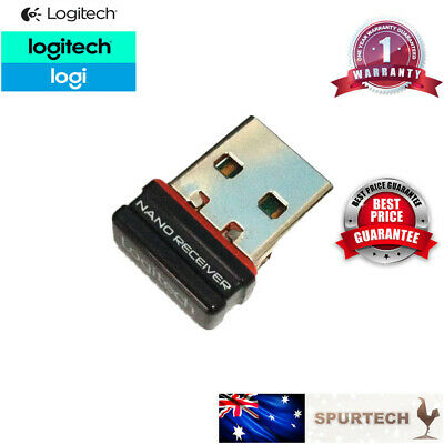 New Logitech USB Dongle Unifying Receiver 1 to 1 Wireless Keyboard Mouse