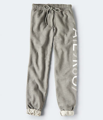aeropostale womens aero 1987 classic cinch sweatpants