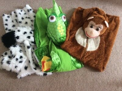 Kids Fancy Dress Bundle - Animal Bundle. Age 5-6yrs