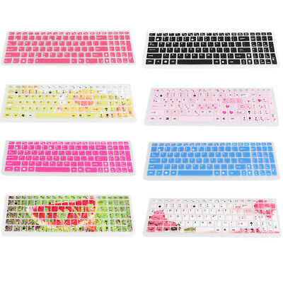 Silicone Keyboard Cover for ASUS Laptop Computer Protector Stickers Paster