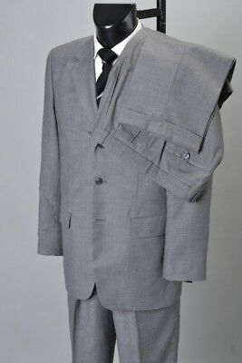 Industrialist's 1970s' Bespoke Tailored Summerweight Lounge Suit. Ref FLN