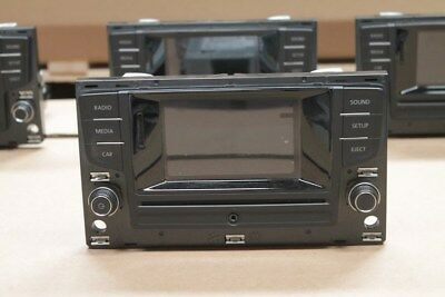 VW Composition Color Radio SD  5G0035867 G