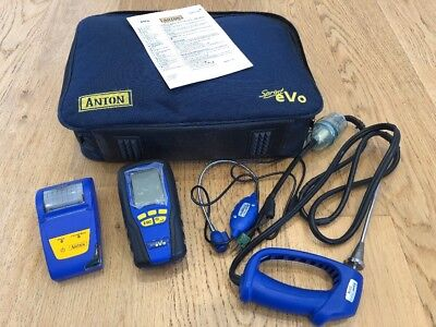Anton Sprint Evo Flue Gas Analyser Full Kit - Calibration Required