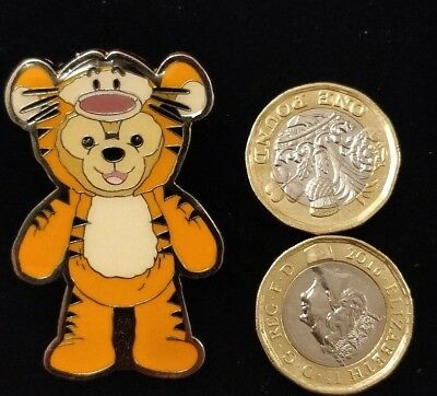 Disney Trading pins Duffy as tigger /winnie the pooh  large pin