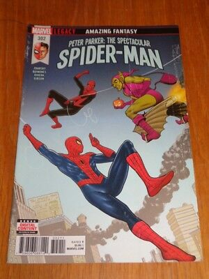 Peter Parker Spectacular Spiderman #302 Marvel Comics May 2018