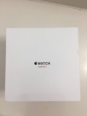 Apple Watch Series 3 42mm Gold Aluminum Sport Loop BOX ONLY