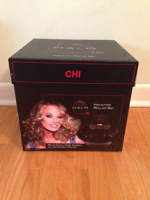 CHI Halo Induction Hair Roller Set
