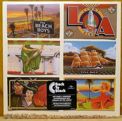 BEACH BOYS L.A. (Light Album) LP HQ 180g NEW SEALED Back To Black RI EU 2015