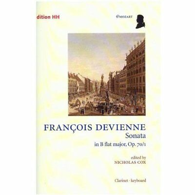 Sonata by Fran�ois Devienne Book The Cheap Fast Free Post
