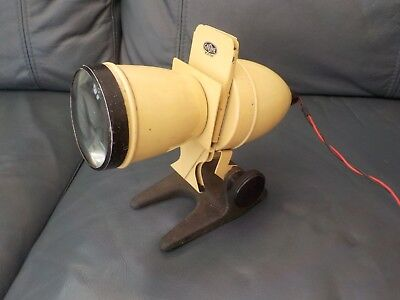 A Vintage Retro Gnome Slide Projector Old Collectable Converting To Lamp Light