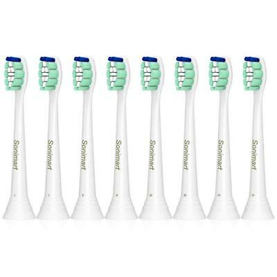Sonimart Replacement Toothbrush Heads for Philips Sonicare ProResults Plaque...