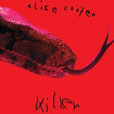 Alice Cooper KILLER 4th Album LIMITED EDITION New Sealed Red Colored Vinyl LP