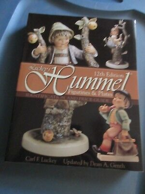 Luckey's Hummel Figurines & Plates 12th Edition 560 Pages