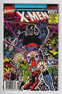 X-Men Annual #14 (VF+, 1990, Marvel)