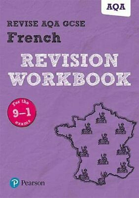 Revise AQA GCSE French Revision Workbook:for the 9-1 exams ... by Glover, Stuart