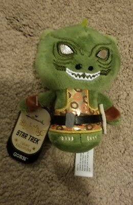 2018 SDCC Hallmark Star Trek Gorn itty bitts plush IN HAND