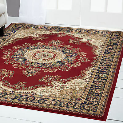Red Free S H Persian Area Rug 3 X 8 Runner Oriental 7 Actual 2 7