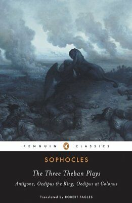 The Three Theban Plays (Penguin Classics) by Sophocles Book The Cheap Fast Free