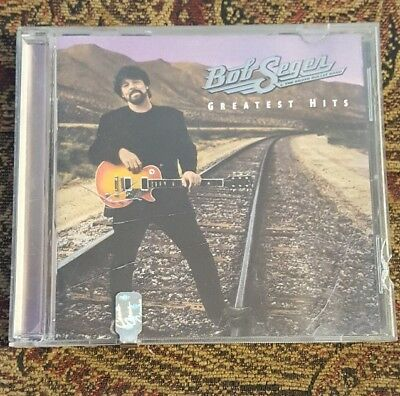 Greatest Hits by Bob Seger/Bob Seger & the Silver Bullet Band (CD, Oct-1994, Ca…