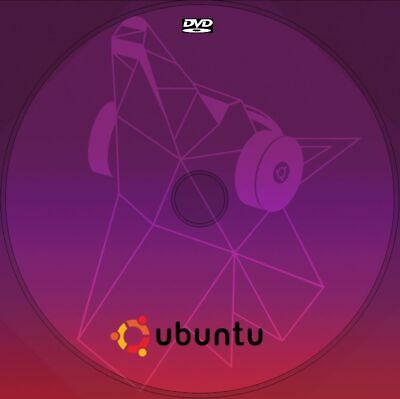 Stable Release UBUNTU Mate Linux 18.04 - 64 Bit DVD Bootable OS Operating System