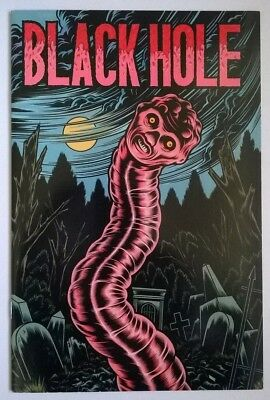 Black Hole #3, 2nd Printing, Charles Burns, Fantagraphics Books, 2000, VFN
