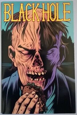 Black Hole #5, 1st Printing, Charles Burns, Fantagraphics Books, 2000, VFN.