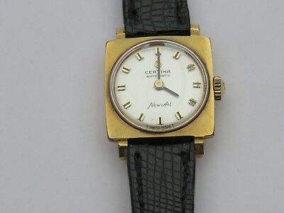 CERTINA  automatique voor dames  - Watch for ladies automatic  GOOD WORKING