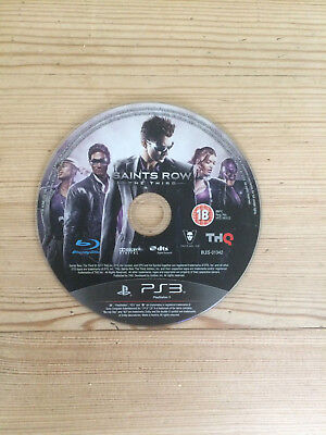 Saints Row: The Third for PS3 *Disc Only*
