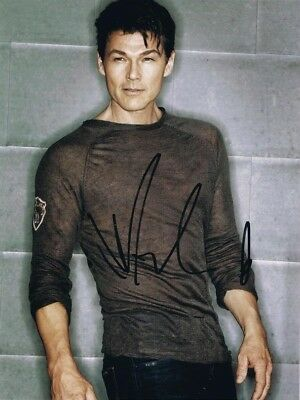 Morten Harket A-ha Signed A4 Print