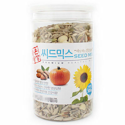 300g SEED MIX Sunflower Pumpkin Seeds Almond Nutricious Delicious Snack_Va