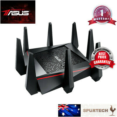 New Asus RT-AC5300 Tri-Band Wireless Router Gigabit MU-MIMO Gaming AIMESH