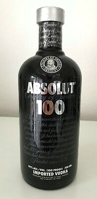 Absolut Vodka 100 700ml
