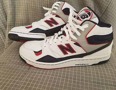 NEW BALANCE 800 BASKETBALL SNEAKERS Size 13 RED WHITE and BLUE ...