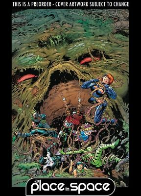 (Wk34) Suicide Squad, Vol. 4 Annual #1 - Preorder 22Nd Aug