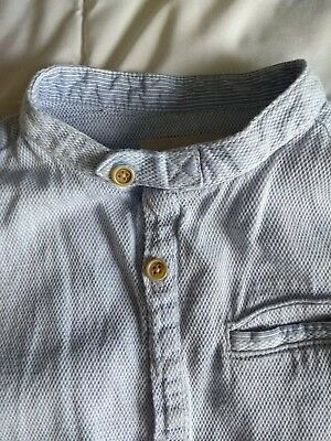 Zara Boys Shirt Size 4/5