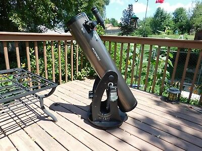 Orion SkyQuest intelliscope XT8 Reflector Telescope computer Controlled Push To