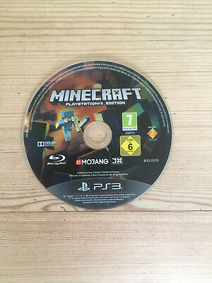 Minecraft PlayStation 3 Edition for PS3 *Disc Only*