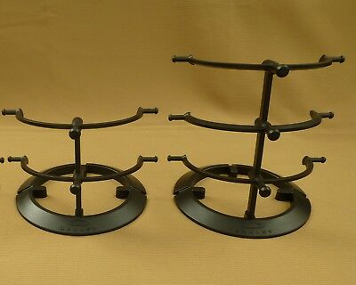 Oakley Tiered Display Stands - 1 each: Double & Triple in this Lot of 2