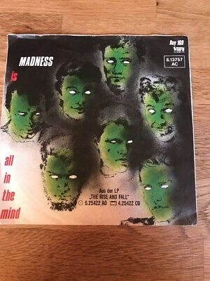 Madness Single All In The Mind