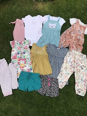 18-24 Month Baby Girl Bundle. Summer Bundle.