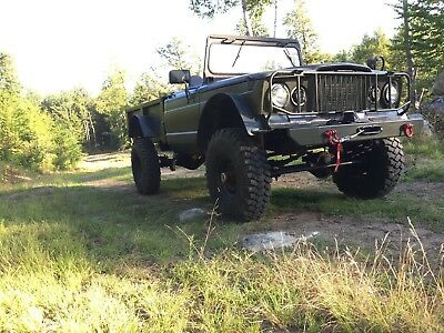 1967 Jeep Other M715 1 ¼-ton 4x4 Pickup 1967 Jeep M715 Cummins 4BT