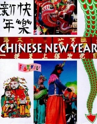 Chinese New Year (Festivals) by Moyse, Sarah Paperback Book The Cheap Fast Free