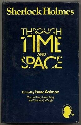 Sherlock Holmes Through Time and Space Hardback Book The Cheap Fast Free Post