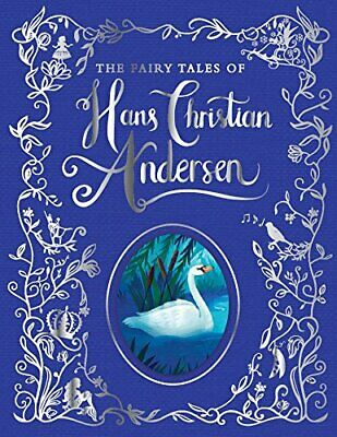 Fairy Tales of Hans Christian Andersen by Parragon Book The Cheap Fast Free Post